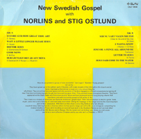 New Swedish Gospel